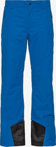ZIENER Skihose 'Pekko' in Blau