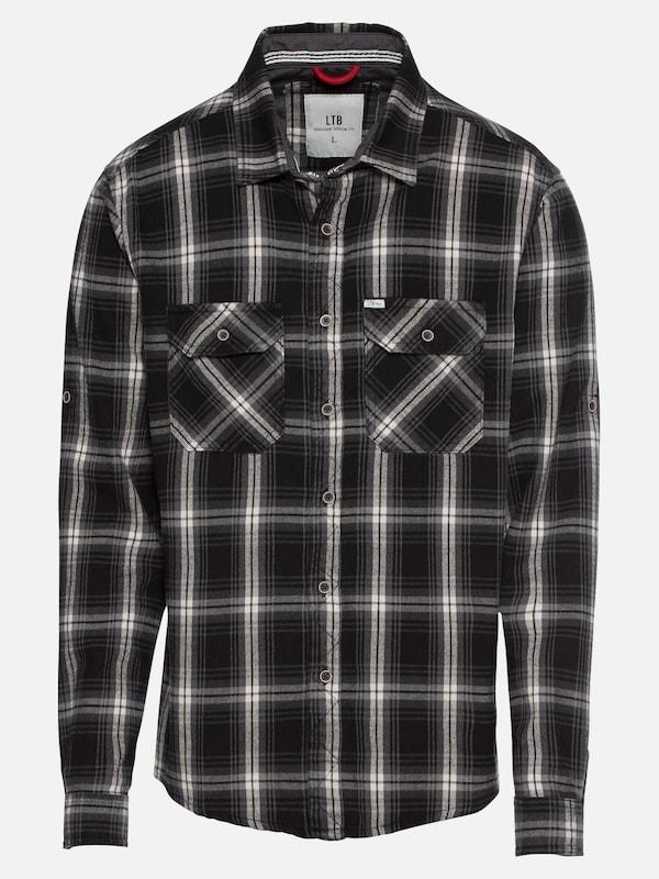 'bajeco WitAbout Overhemd You Ltb In Shirt' Zwart 543RLjqA
