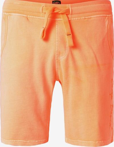 CAMP DAVID Shorts in orange, Produktansicht