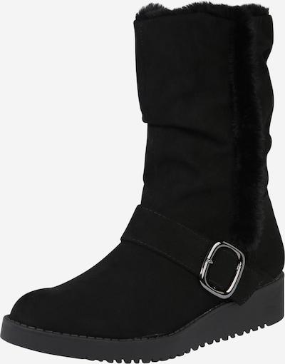 Dorothy Perkins Śniegowce 'TESSA' w kolorze czarnym, Podgląd produktu