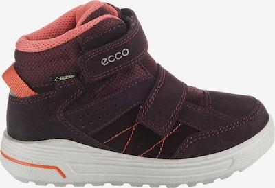 ECCO Boot in aubergine, Produktansicht