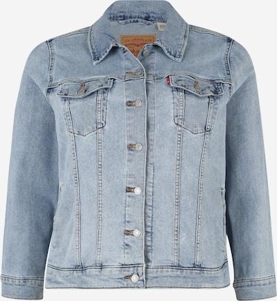 Levi's® Plus Prehodna jakna 'PL ORIGINAL TRUCKER' | moder denim barva, Prikaz izdelka
