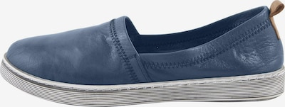 ANDREA CONTI Slipper in blue denim, Produktansicht