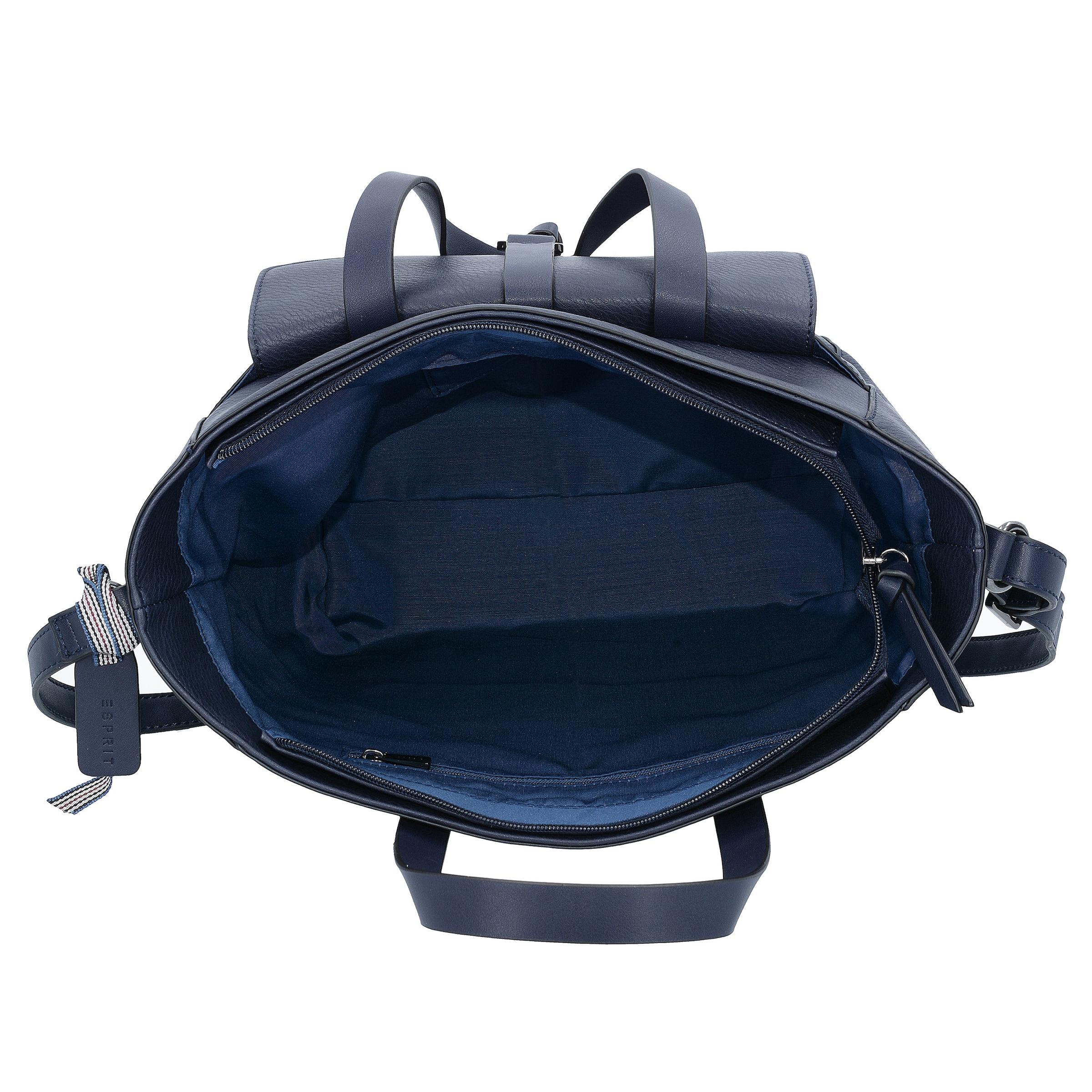 Handtasche ' 'kara Esprit In Navy Aq4jL5c3RS