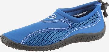 FASHY Classic Flats 'Cubagua' in Blue
