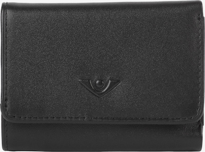 VOi Geldbörse 'Toni' in schwarz, Produktansicht