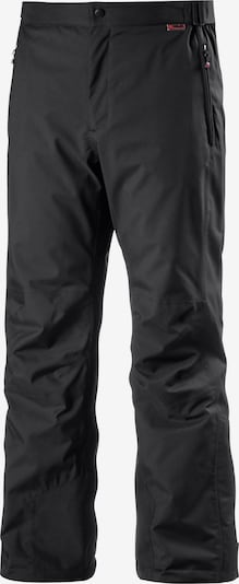 Maier Sports Workout Pants 'Anton' in Black, Item view