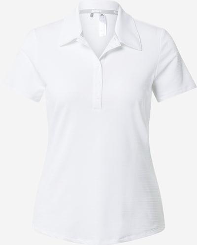 adidas Golf Funkční tričko - bílá, Produkt