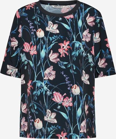 GARCIA Pullover in dunkelblau / mischfarben, Produktansicht