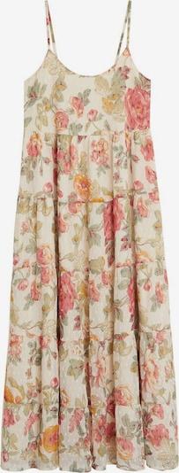 MANGO Kleid 'Barbel' in beige / mischfarben, Produktansicht