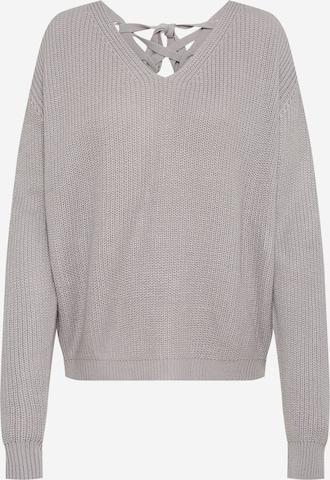 Urban Classics Sweater in Grey