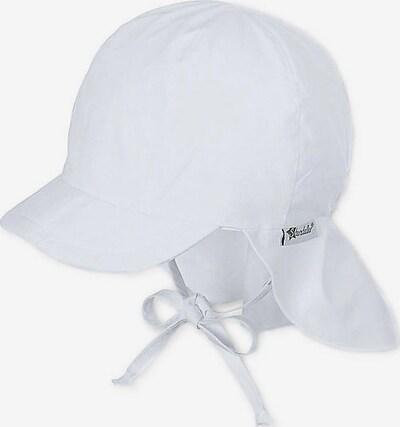 STERNTALER Sonnenhut in weiß, Produktansicht