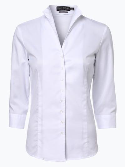 Franco Callegari Bluse in weiß, Produktansicht