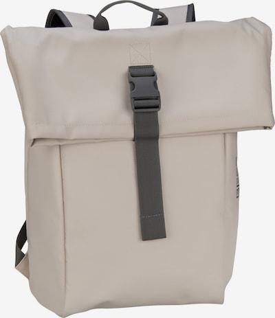 BREE Rucksack 'Punch 93' in beige / schwarz, Produktansicht