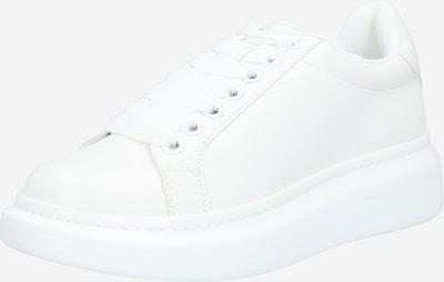 ALDO Baskets basses en blanc, Vue avec produit