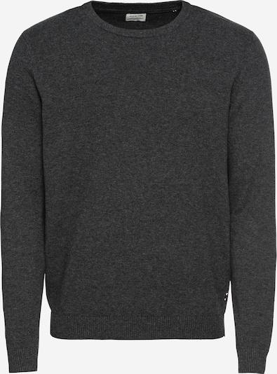 JACK & JONES Pullover in dunkelgrau, Produktansicht