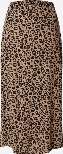 Cotton On Rok '90s Slip' in de kleur Beige / Zwart, Productweergave