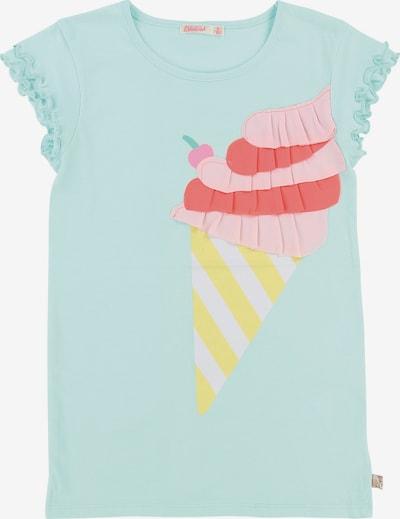 Billieblush Jerseykleid in türkis / gelb / rosa / weiß, Produktansicht