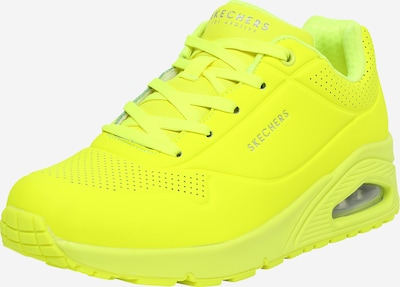 SKECHERS Sneaker 'Night Shades' in neongelb, Produktansicht