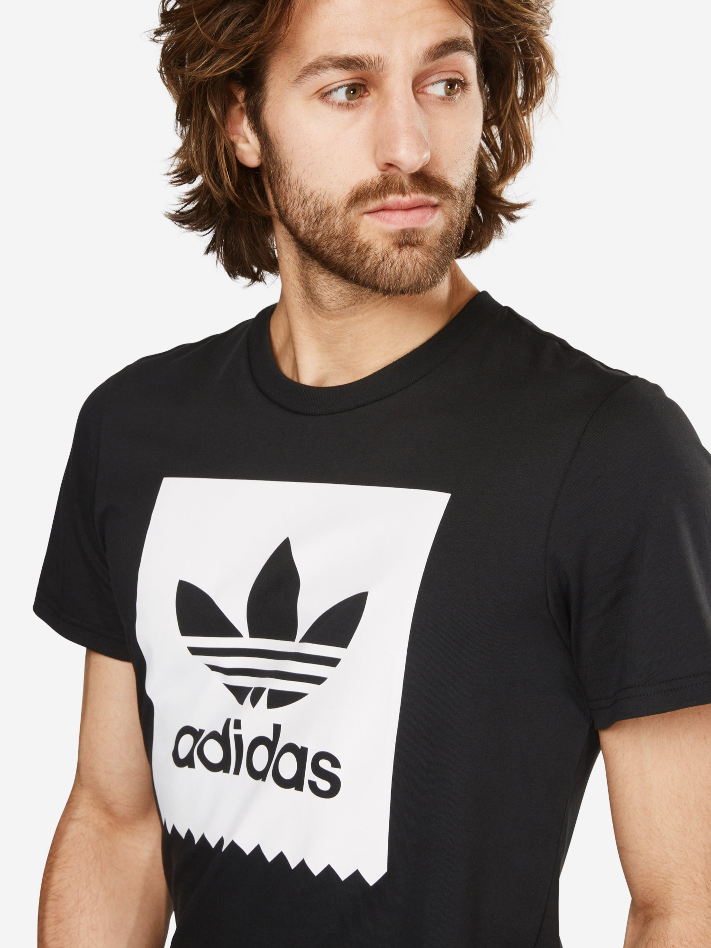ADIDAS ORIGINALS T-Shirt 'SOLID BB T' Amazon Footaction LCVwuG