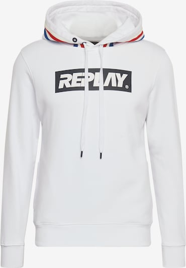 REPLAY Sweatshirt in weiß, Produktansicht