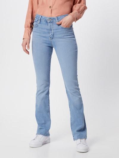 LEVI'S Jean '725' en bleu denim, Vue avec modèle