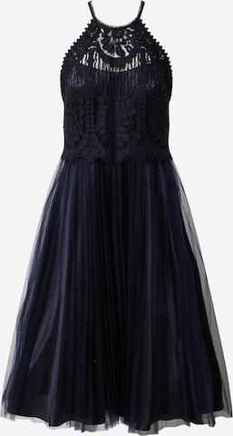 VM Vera Mont Cocktail Dress in Blue