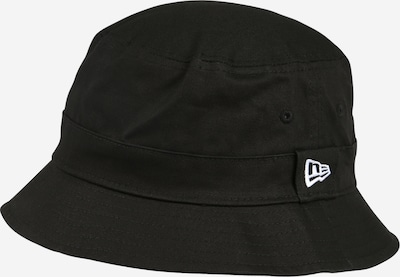 NEW ERA Hut 'ESSENTIAL BUCKET' in schwarz / weiß, Produktansicht