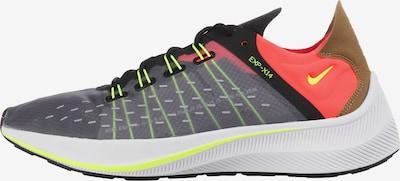 Nike Sportswear Sneaker 'Exp-X14' in grau: Frontalansicht