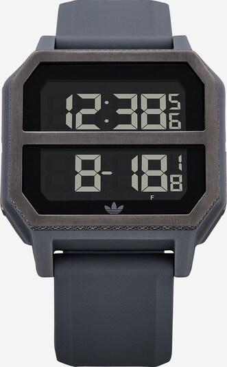 ADIDAS ORIGINALS Uhr 'Archive_R2' in dunkelgrau, Produktansicht