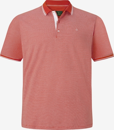 Charles Colby Poloshirt 'Earl Nicholas' in altrosa, Produktansicht