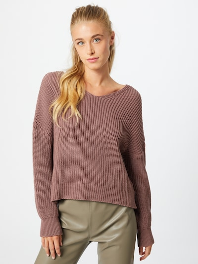 ABOUT YOU Pullover 'Liliana' in rosa / altrosa, Modelansicht