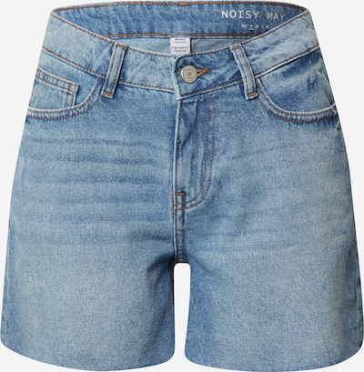 Noisy may Jeans 'NMBE LINE' in blue denim, Produktansicht