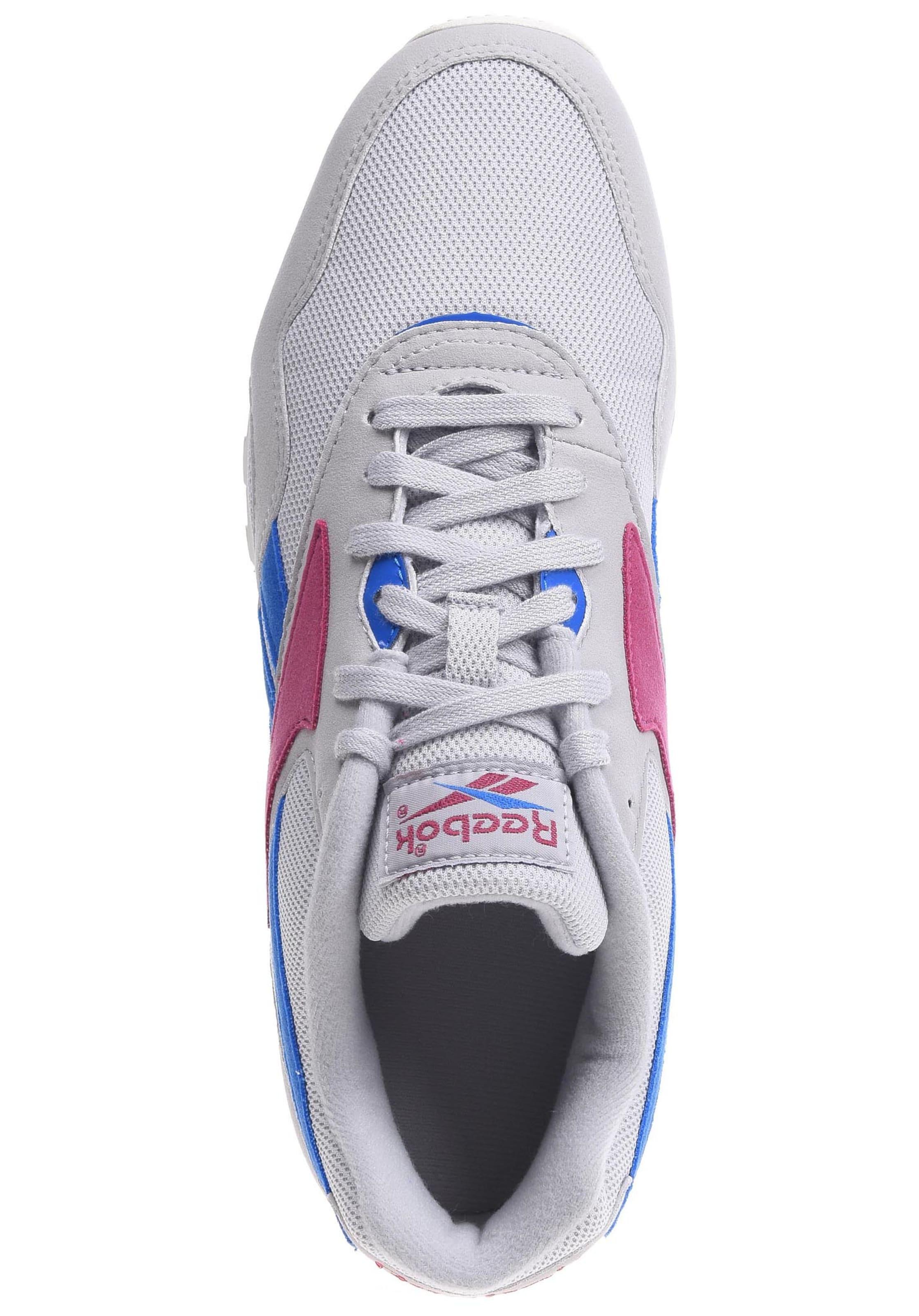 Mu' Reebok Sneaker In Classic Rot NavyGrau 'rapide wNm80n
