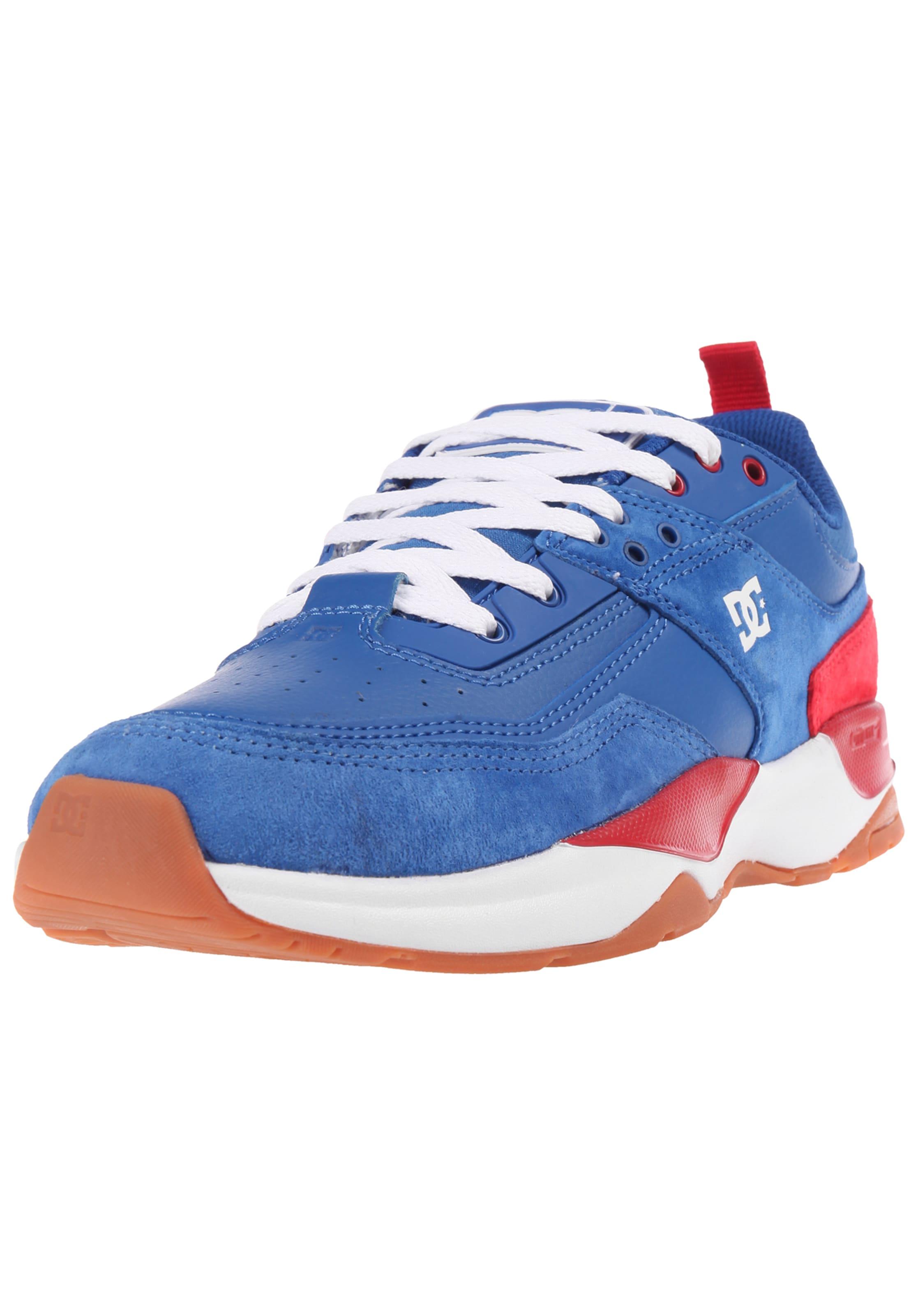 Dc In BlauRot Weiß Sneaker Shoes kuOZPXi