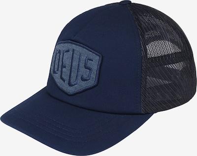 Kepurė 'Terry Shield Trucker' iš DEUS EX MACHINA , spalva - mėlyna, Prekių apžvalga
