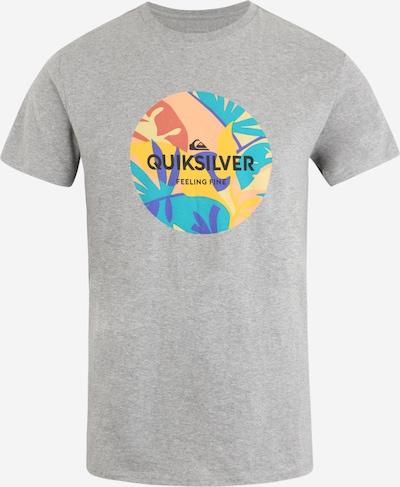 QUIKSILVER T-Shirt 'SUMMERSENDSS' in grau / mischfarben, Produktansicht