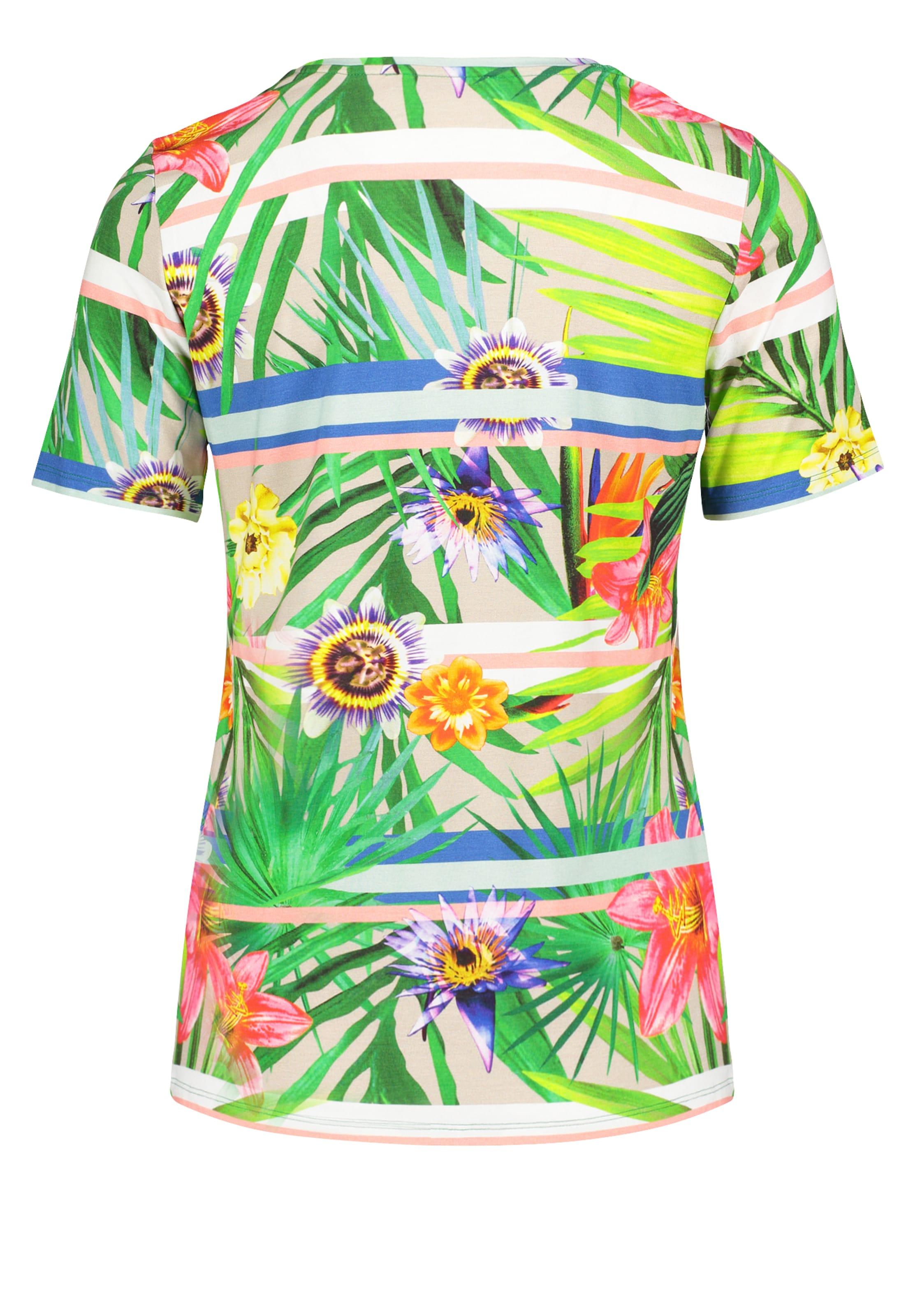 Shirt In PetrolMischfarben Barclay Betty Betty LUMVSpGzq
