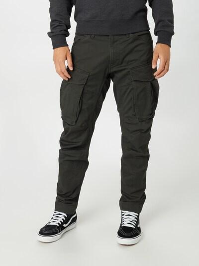 G-Star RAW Hose '3D' in schwarz, Modelansicht