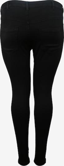 Zizzi Jeansy w kolorze czarnym: Widok od tyłu