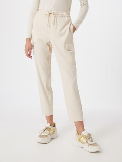 InWear Kargo hlače 'KaydeIW Cargo Pant' | bež barva, Prikaz modela