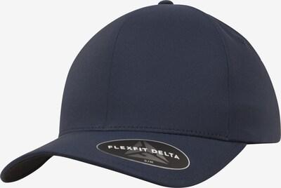 Flexfit Casquette 'Delta' en bleu nuit, Vue avec produit