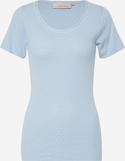 Noa Noa Shirt in hellblau, Produktansicht