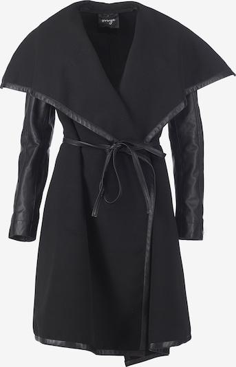 Maze Mantel 'Shiloh' in schwarz, Produktansicht