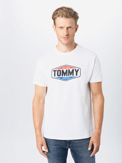Tommy Jeans Särk tumesinine / valge, Modellivaade