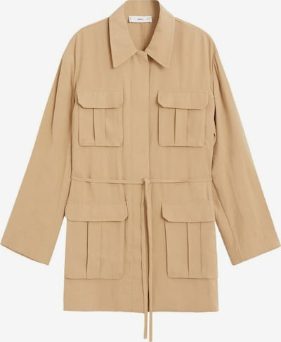 MANGO Trenchcoat 'Circus' in sand, Produktansicht