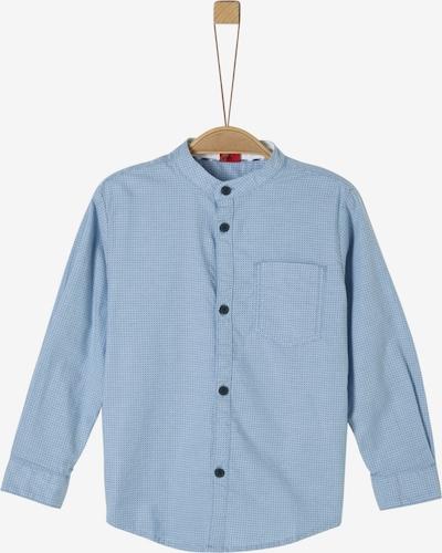 s.Oliver Junior Hemd in hellblau, Produktansicht