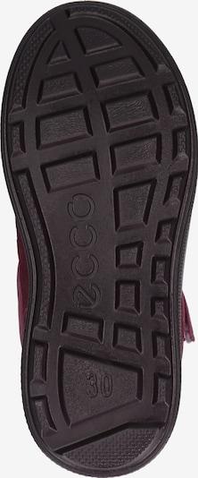Auliniai batai su kulniuku 'ScarSimba' iš ECCO , spalva - purpurinė: Vaizdas iš apačios