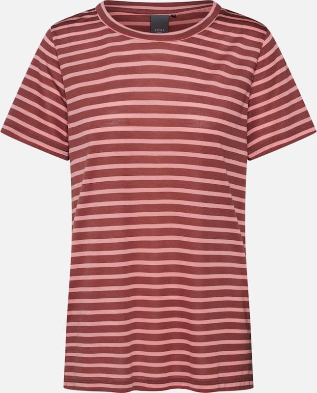 'ihcadis shirt T CorailRouge Blanc Ichi En Ss' vN8wymnP0O