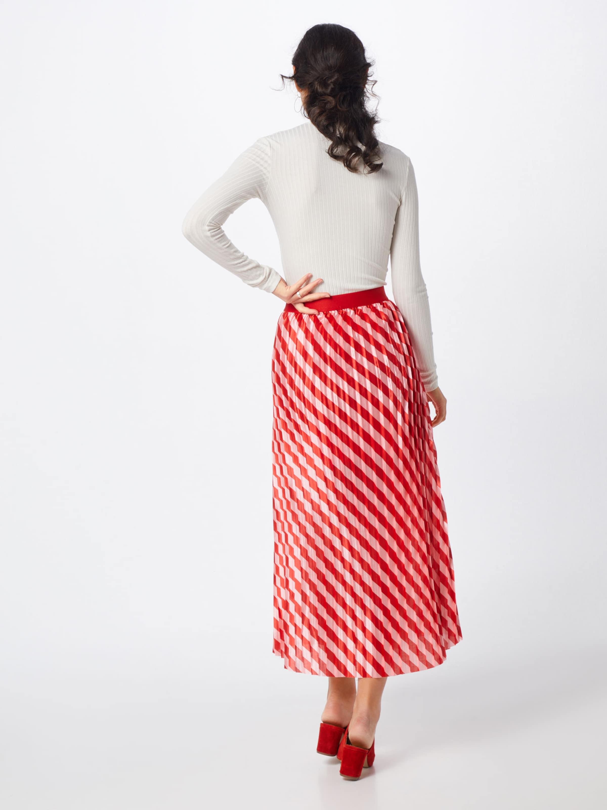 RougeBlanc Jupe In Skirt' Luxury Soaked En 'jasmine FculKT1J53
